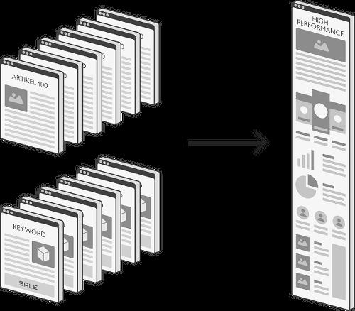 Suchbegriffe kategorisieren für eine erfolgreiche Suchmaschinenoptimierung