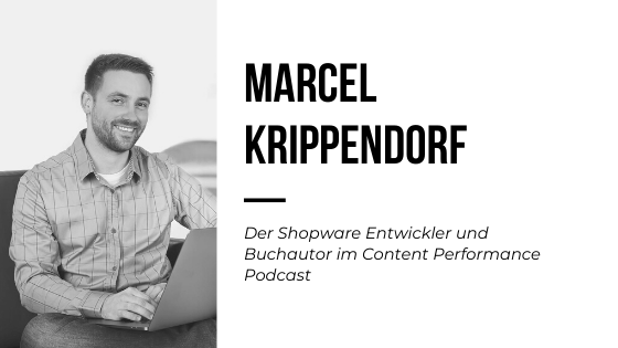Marcel Krippendorf, Shopware Freelancer