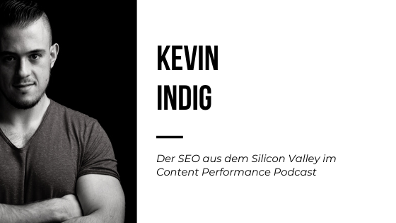 Kevin Indig, SEO