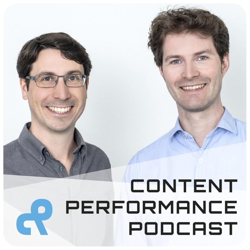 Content Performance Podcast Logo